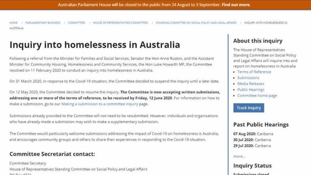 federal-parliament-enquiry